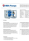 BBA Pumps BA150E D285 - Diesel Driven Self Priming Ballast Pump - Technical Specifications - Technical Specifications