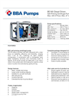 BBA Pumps BE160 D254 Water Cooled Diesel Engine - Technical Specifications