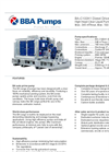 BBA Pumps BA-C100H1 High Head Pump - Technical Specifications