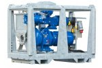 BBA Pumps - Model BA100E D265 - Electrically Driven Sewage Pump and Dewatering Pump