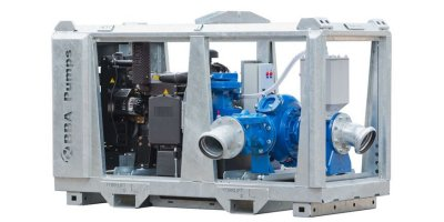 BBA Pumps - Model BA150E D285 - Diesel Driven Dewatering Pump and Sewage Pump