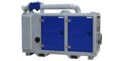 BBA Pumps - Model BA200E D328 - Electrically Driven Sewage Pump and Dewatering Pump
