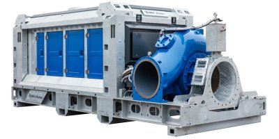 BBA Pumps - Model BA700G D810 - Water Transfer Pump