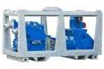 BBA Pumps - Model PT150 D150 - 4kW - Electrically Driven High Efficiency Wellpoint Dewatering Pump
