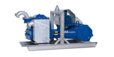 BBA Pumps - Model PT130E - 230 V - Wellpoint Dewatering Pumps