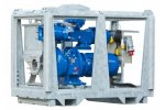 BBA Pumps - Model BA100K D193 - Electrically Driven Sewage Pump and Dewatering Pump
