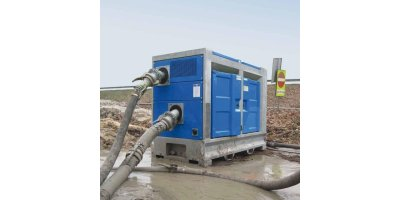 BBA Pumps - Model BV140 D285 - Sludge and Bentonite Pump