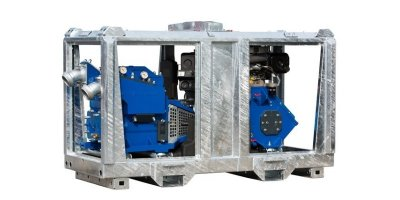BBA Pumps - Model PT150 D180 - Diesel Wellpoint Dewatering Pumps