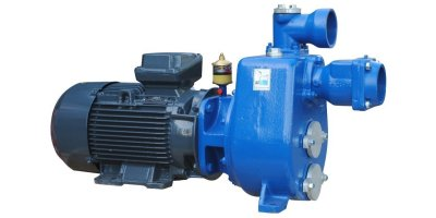 BBA Pumps - Model B58 BVGMC - Self-Priming Centrifugal Pump