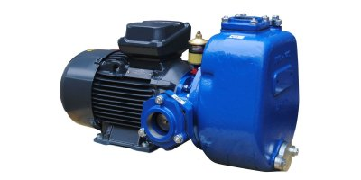 BBA Pumps - Model B60-180 - High Head Self Priming Centrifugal Pump