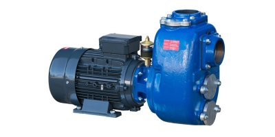 BBA Pumps - Model B70 BVGMC - Self-Priming Centrifugal Pump
