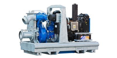 BBA Pumps - Model BA150E D285 - Dewatering and Sewage Pump
