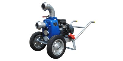BBA Pumps - Model B70-4 BVGMC - Self-Priming Centrifugal Pump