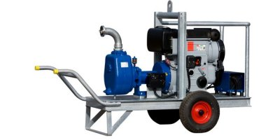 BBA Pumps - Model B70-250 - High Head Centrifugal Pump