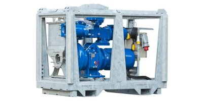 BBA Pumps - Model BA180E D328 - Dewatering and Sewage Pump