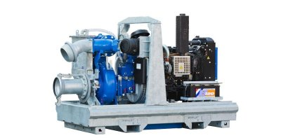 BBA Pumps - Model BA200E D328 - Dewatering and Sewage Pump