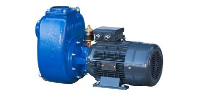BBA Pumps - Model B85-S2 BVGMC - Self-Priming Centrifugal Pump