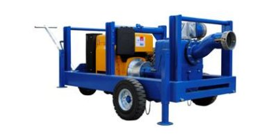 BBA Pumps - Model BE160 D245 - Self-Priming Centrifugal Ballast Pump