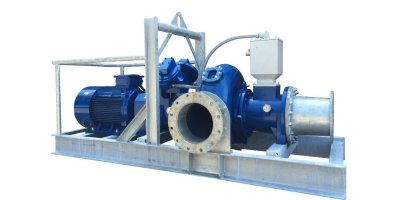 BBA Pumps - Model BA300E D355 - Dewatering and Sewage Pump