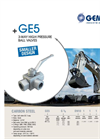 Model GE 5 - 3-Way High Pressure Ball Valves Brochure