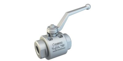 Model GN - 2-Way High Pressure Ball Valves