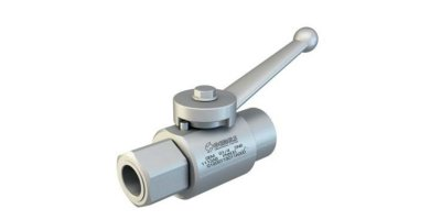 Model GEM - 2-Way High Pressure Ball Valves