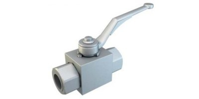 Model GE1 - 2-Way High Pressure Ball Valves