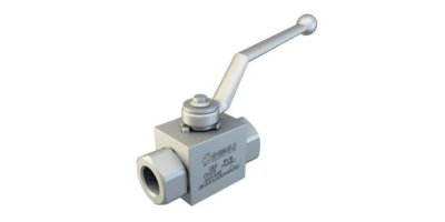 Model GE2 - 2-Way High Pressure Ball Valves