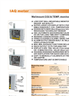 77231 - CO2–Temp. Meter - Specifications