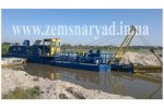 HCC - Model 2000/63-GR - Hydraulic Dredger