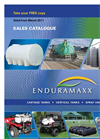 Cartage/Vertical Tanks Spray Units Catalogue Brochure
