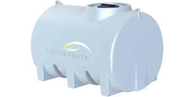 Enduramaxx - Model 5000 Litre (171037) - Baffled Horizontal Tank for Drinking Water to Liquid Fertilser