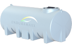 Enduramaxx - 8000 Litre (171045) - Baffled Horizontal Tank for Drinking Water to Liquid Fertilser