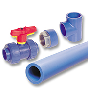 IPS - Compressed Air Pipe, Fittings and Valves
