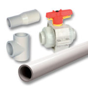 IPS - Model AGRU - Polypropylene Pipes, Fittings and Valves