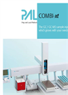 PAL - COMBI-xt - Sample Injector - Brochure