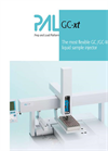 LEAP - GC-xt PAL - Liquid Sample Injector - Brochure