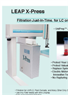 LEAP - X-Press - Automated Sample Filtration System - Brochure