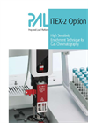 LEAP - ITEX2 Option - In-Tube Extraction for GC-PAL - Brochure