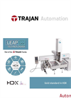 Model HDX - Workflow Indispensable Tool System Brochure