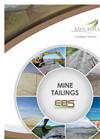 Mine Tailings Brochure
