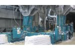Maren - Model 72 O.E. (Open End) - Continuous Extrusion Automatic Tie Balers