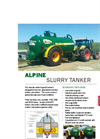 Alpine - Model 2150ALP-LGP - Slurry Tankers Brochure