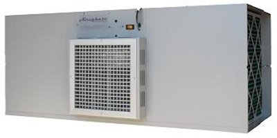 Airephase - Model LE - Self- contained Ceiling-mounted Air Cleaner