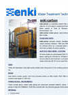 Enki - Activated Carbon Filter Datasheet