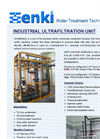 Enki  - Industrial Ultrafiltration Unit Datasheet