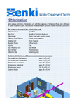 Enki - Chlorine Disinfection Unit Datasheet