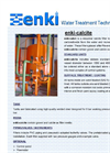 Enki - Industrial Calcite Filter Datasheet