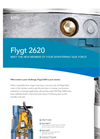 Flygt - Model 2620 - Dewatering Pumps Brochure
