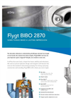 Flygt BIBO - Model 2870 - Dewatering Pumps Brochure